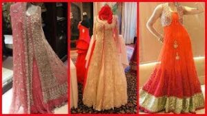 latest party wear dresses for girls
