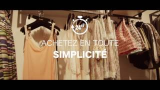 Paris Fashion shop