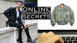 Online shopping secret