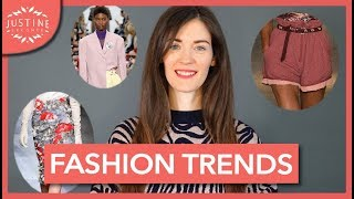 Fashion trends spring/summer
