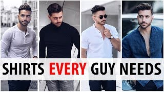 men's style essentials