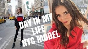NYC Fashion model