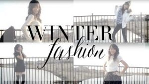 Winter Fashion 2010