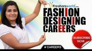 Fashion designing careers