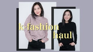 Korean Fashion haul