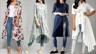 Latest trendy kurti