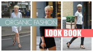 Organic Fashion look book
