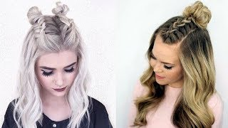 Fashion hairstyles for long hair