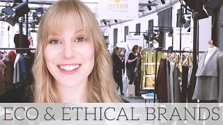 Ethical Fashion show interview