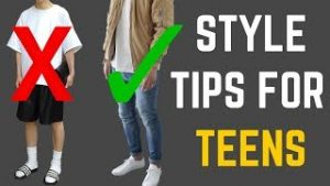Best style tips for teens