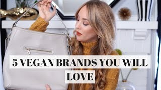 Vegan Fashion brands