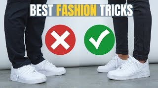 Best Fashion Tricks for men
