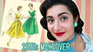 1950s Makeover