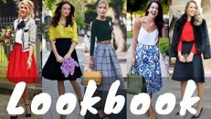 Valentine's Fashion Look book