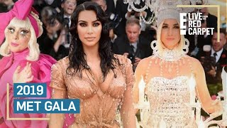 2019 met gala fashion round-up award shows