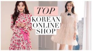 Korean online stores recommendations