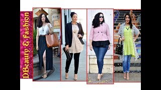 Clothing Ideas For plus Size Women
