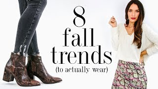 fashion trends to wear in 2019