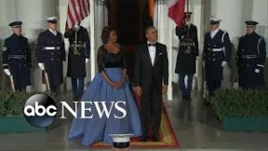 Michelle Obama's Stunning Outfits
