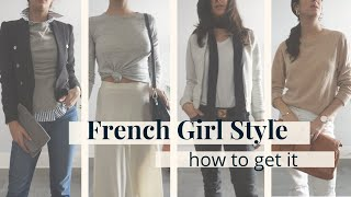 Dress Like a French Woman